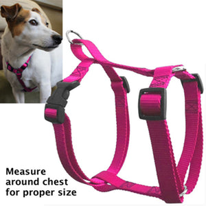 Majestic Pet 28 - 36 Inch 100 - 200 Lbs Easy Walk Pet X-Large Adjustable Harness Pink for Dogs