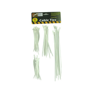 Multi-Purpose Cable Ties - Set of 24
