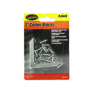 Corner Braces - Pack of 24