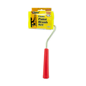 Paint Brush Roller With Extra Sponge - Pack of 24