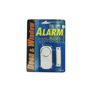 Bulk Buys Home Indoor Security Door and Window Alarm - Pack of 24