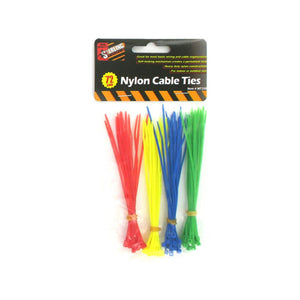 Nylon Cable Ties - Pack of 24