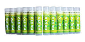 Spa Island SPF15 Sun Protection Mohito Lip Balm - 18 Pack