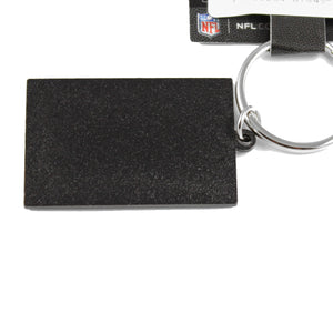 NFL Americana American Flag Team Logo Metal Key Ring Keychain