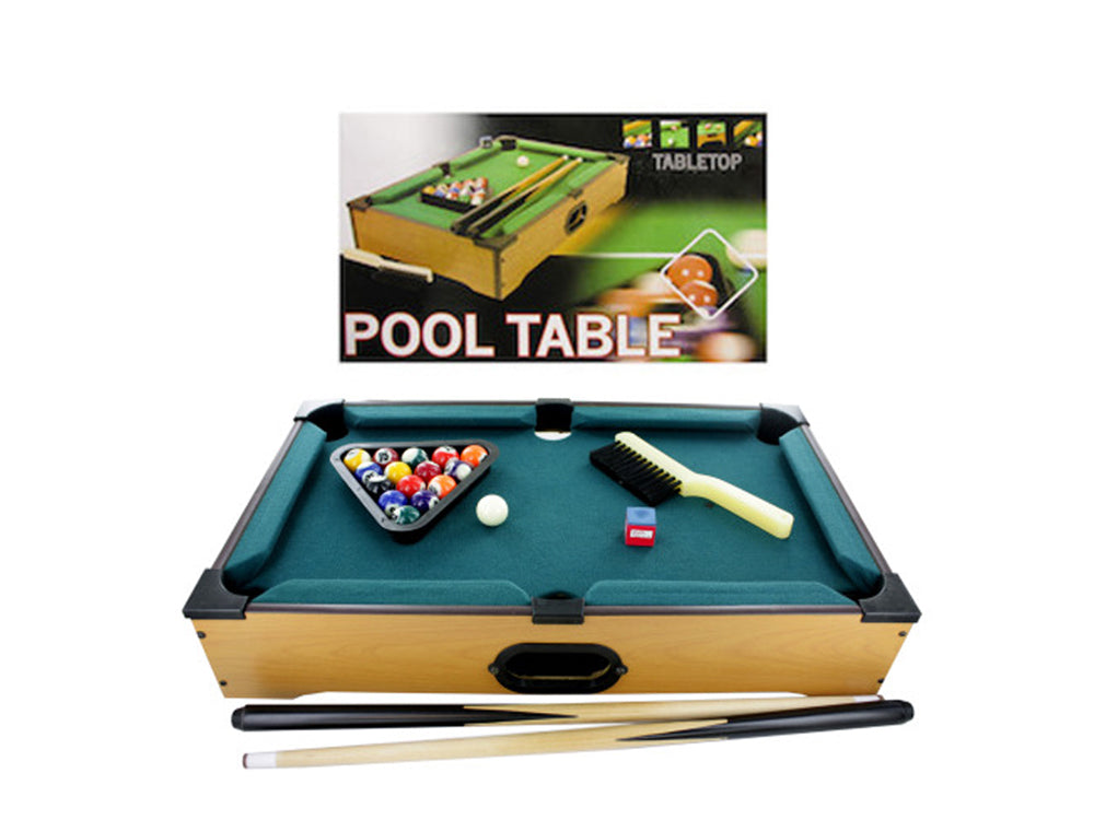 Tabletop Pool Table - Pack of 1