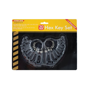 Hex Key Set - Pack of 8