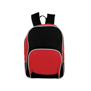 Red And Black Backpack - Pack of 1