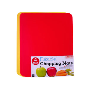 Bulk Buys Chopping Mat Set Pack Of 6