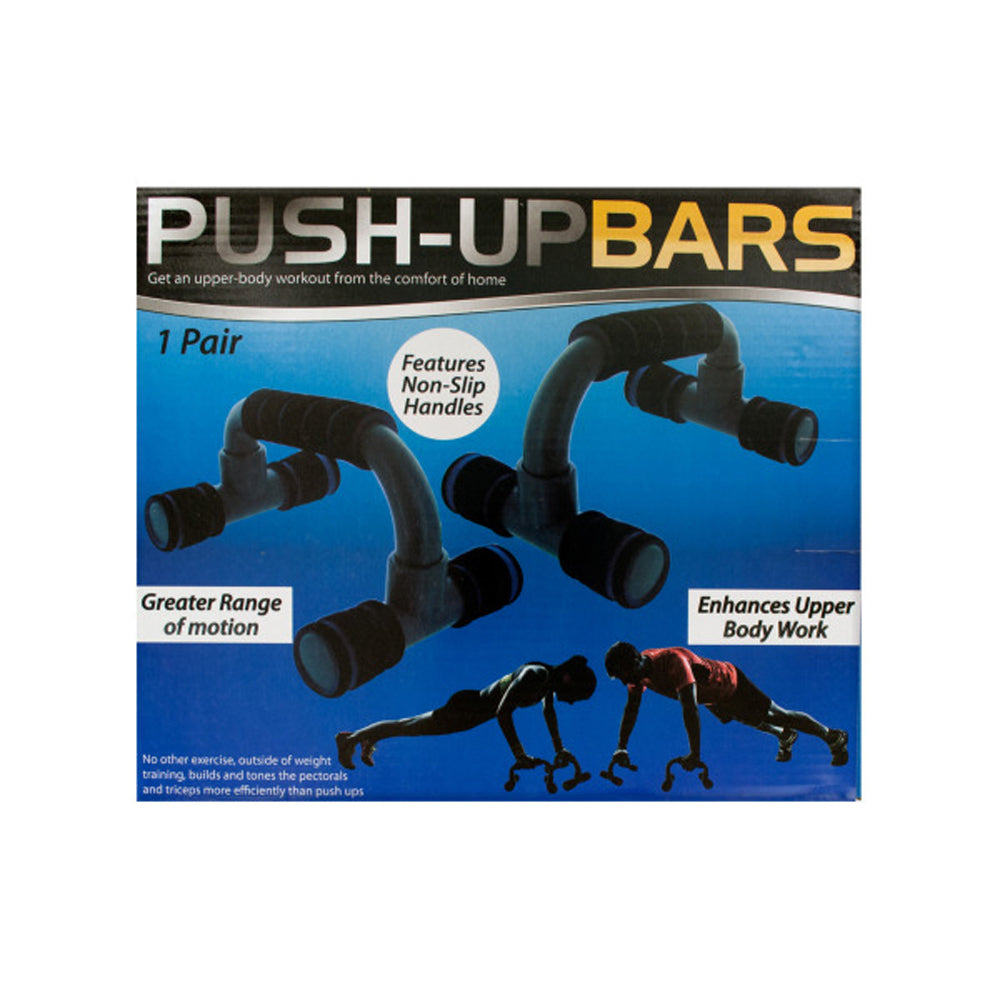 Push-Up Exercise Bars - Pack of 1