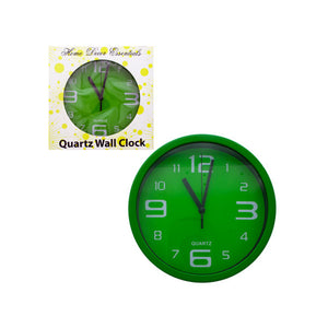 Modern Style Wall Clock - Pack of 4