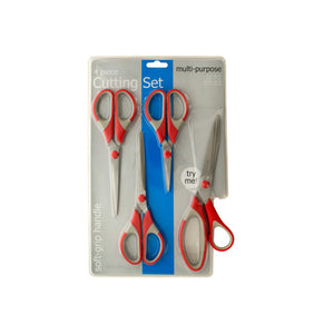 Multi-Purpose Cutting Set - Pack of 4
