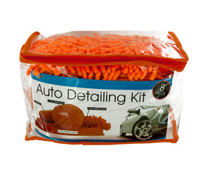 Microfiber Auto Detailing Kit - Pack of 1