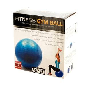 Small Fitness Gym Ball - Pack of 1