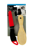 Pet Brush & Comb Set - Pack of 4