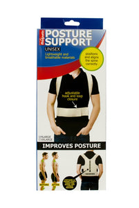 Magnetic Unisex Posture Support Brace - Pack of 18