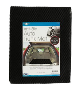Anti-Slip Auto Trunk Mat - Pack of 2