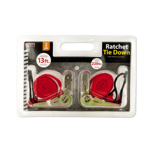 Sterling Ratchet Tie Down Set