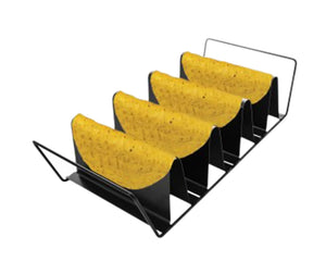 Hard Shell Taco Baking And Preparation Rack - Pack of 1