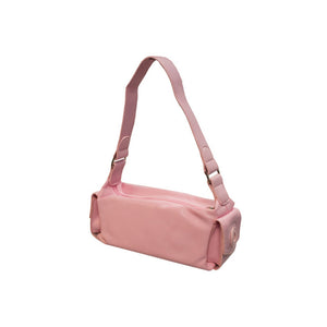 Koleimports Matte Pink Handbag With Pockets 5 Pack