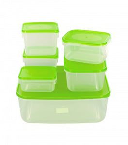 Food Storage Container Set - Pack of 4