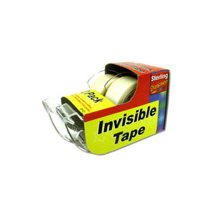 Sterling 2 Pack Invisible Tape Dispensers - Case 24