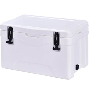 32 Quart Sports Heavy Duty Insulated Fishing Camping Cooler