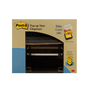 Bulk Buys Designable Post-It Note Pop-Up Dispenser Pack Of 2