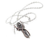 Alchemy of England Holiday Fashion Jewelry The Reapers Arms Pendant