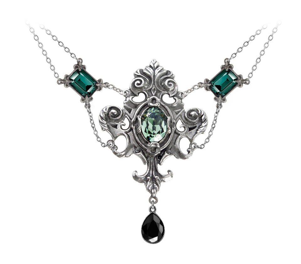 Queen of The Night Pendant by Alchemy Gothic, England [Jewelry]