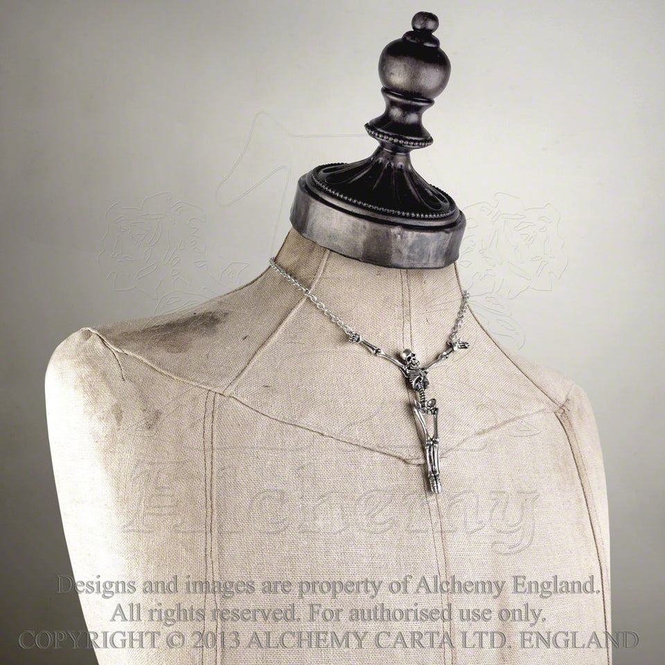 Alchemy Gothic Halloween Party Fashion Jewelry Alter Orbis Necklace
