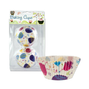 Happy Birthday Baking Cups - Pack of 24