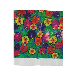 Luau Plastic Tablecover - Pack of 24