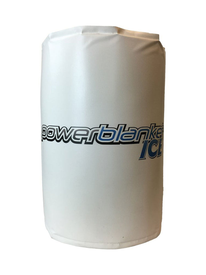 Powerblanket PBICE55IP Ice Pack Drum Cooling Blanket, Fits 55-Gallon Barrel, 24 Ice Packs Included