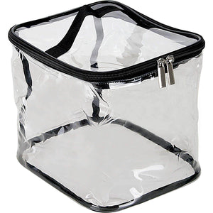 4-in-1 Makeup Clear Bag Set - PC06