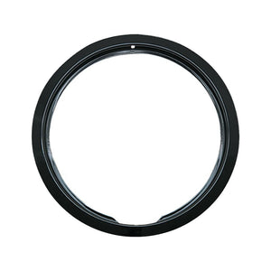 "Range Kleen 6"" Small Trim Ring Porcelain Black - Single Pack"