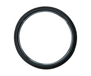 Range Kleen Black Trim Ring Porcelain Large 8inch, Single Pack - PR8GE
