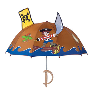 Kidorable pirate umbrellas