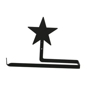 12 Inch Star Paper Towel Holder Wall Mount