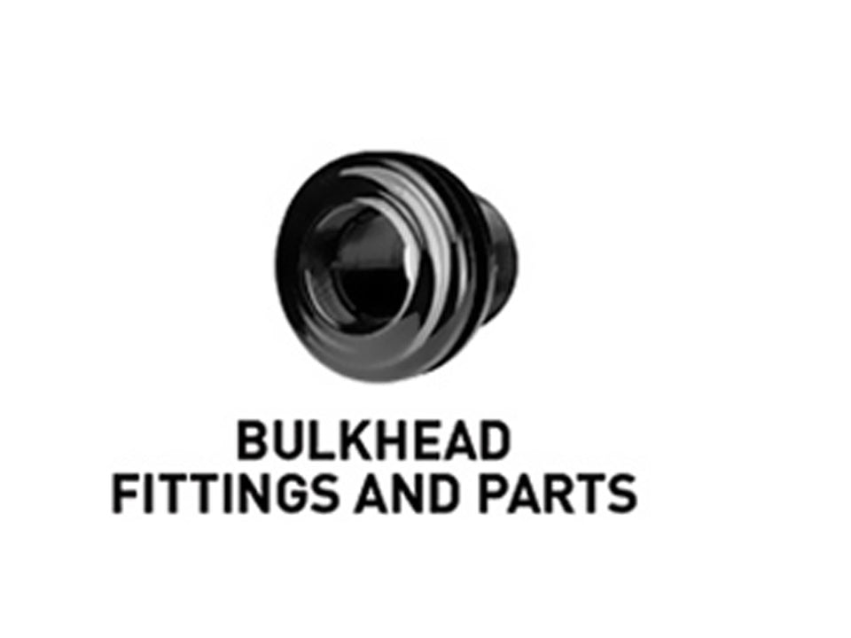 "Bulkhead Fittings - 1.5""- R270900"