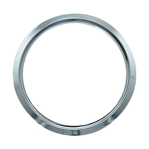"Trim Ring Chrome Small / 6"", Sgl Pk - R6-GE"