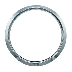 "Trim Ring Chrome Large / 8"", Sgl Pk - R8-GE"
