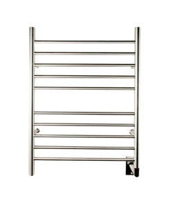 Radiant Straight Hardwired Towel Warmer
