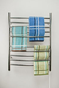 Radiant Plug-in Curved Towel Warmer