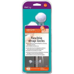 Flexible Strap Lock 2 pack