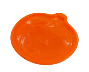 Bulk Buys Halloween Pumpkin Candy Dish - Pack of 24