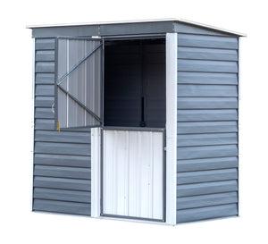SHED In A Box Steel 6X4 Feet Storage Shed