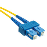 Fiber Optic Cable, SC / ST, Singlemode, Duplex, 9/125, 7 meter (22.9 foot)