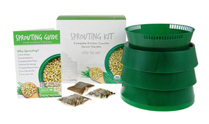 The Sprout Garden Complete Starter Kit