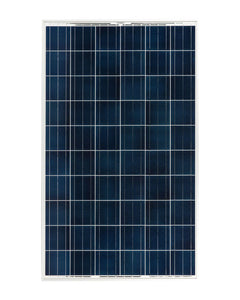 Humless 270W Hard Blue Polycrystalline Solar Panel