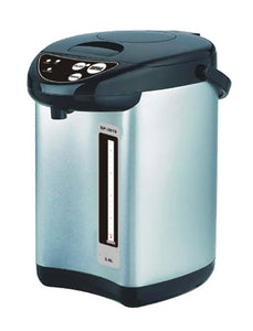 3.6L Hot Water Dispenser with Dual-Pump System - Stainless Steel